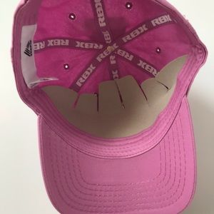 596141e8516 RBX Accessories - RUNNING HAT WITH MESH SIDE INSERTS CAP